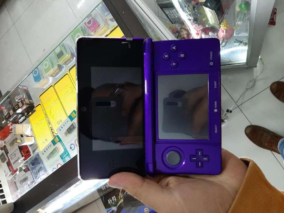 Nintendo 3ds Programada