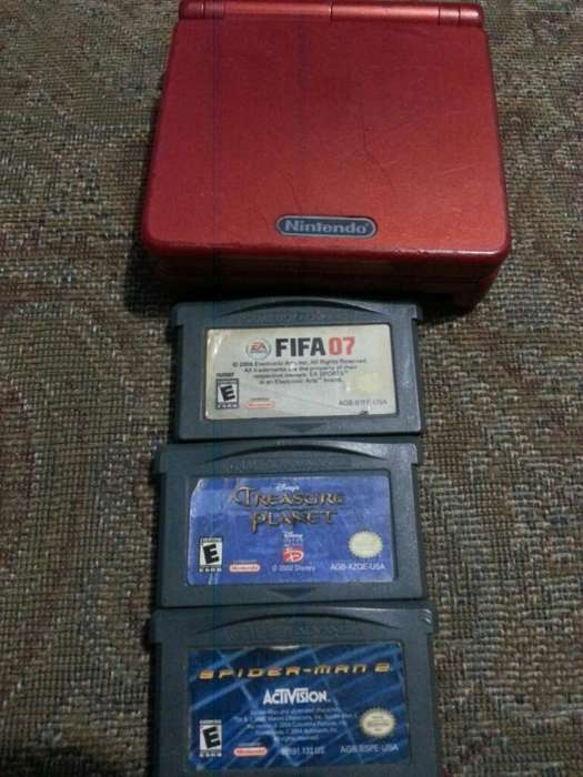 Vendo Gameboy Sp