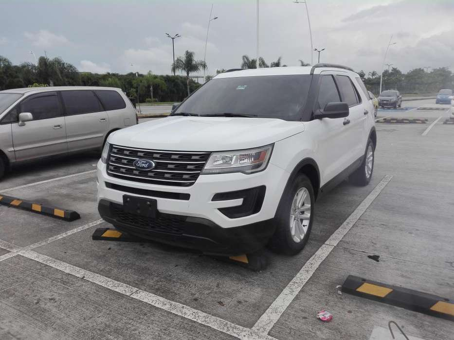 Ford Explorer 2017 - 39000 km