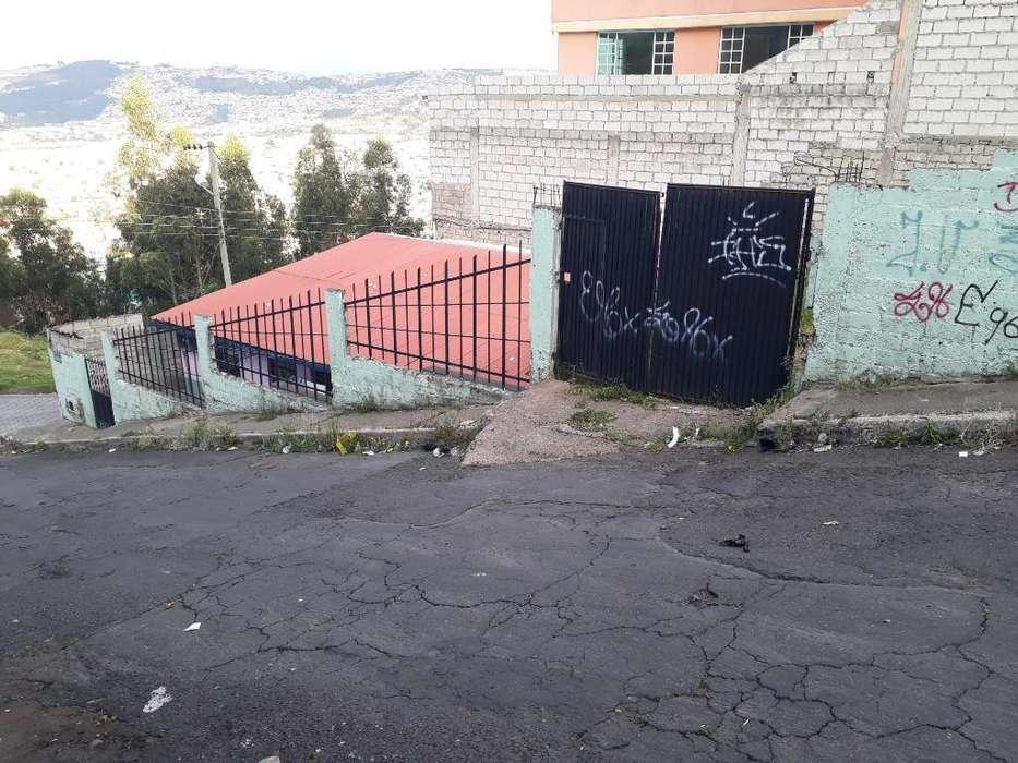 Venta Casa en Santa Rosa de Chillogallo