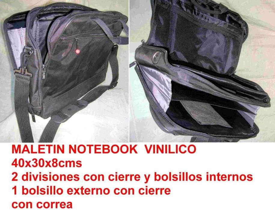 Maletín morral notebook en L.de Zamora