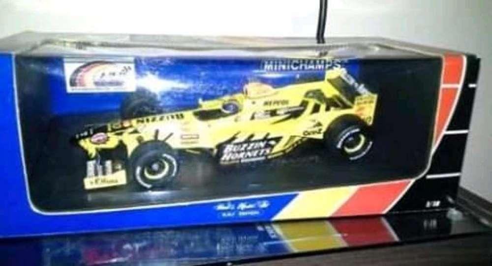 Fórmula 1 de Colección a Escala 1/18