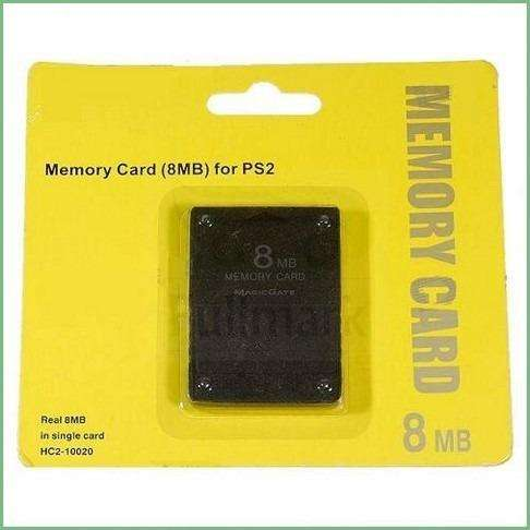 Memory Card Play Station 2