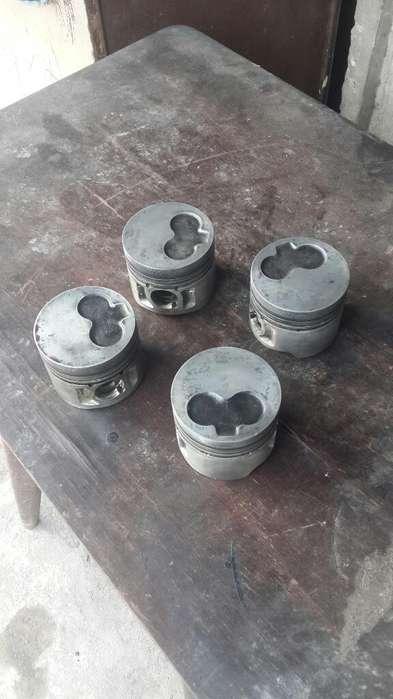 Pistones Originalespolo, Caddy, Inca 1.9