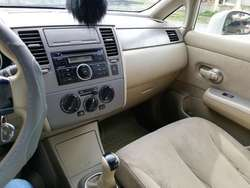 Nissan Tiida  Manual