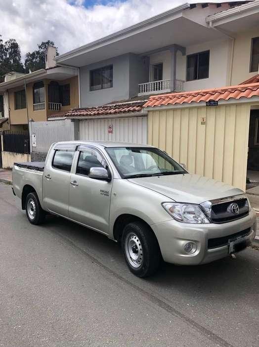 Toyota Hilux 2010 - 44600 km