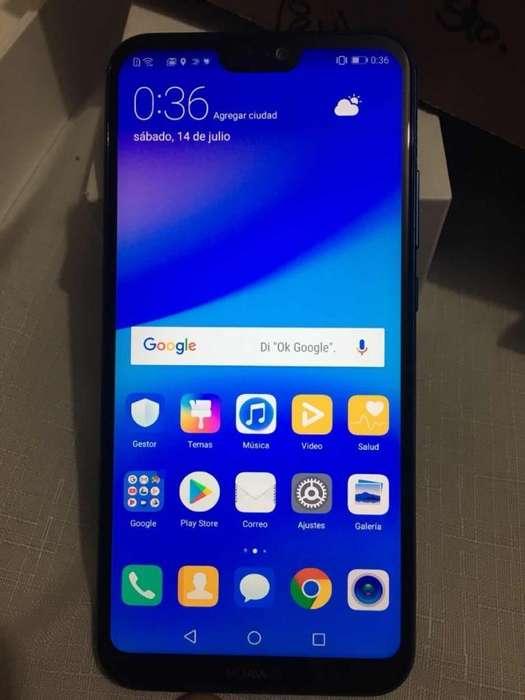 Huawei P20 Libre Imei Vendo O Cambio