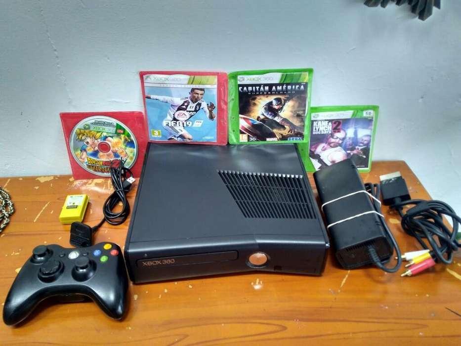Xbox 360 Slim en Venta