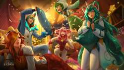 skins League Of Legends Lol Lan/las Hernan2005