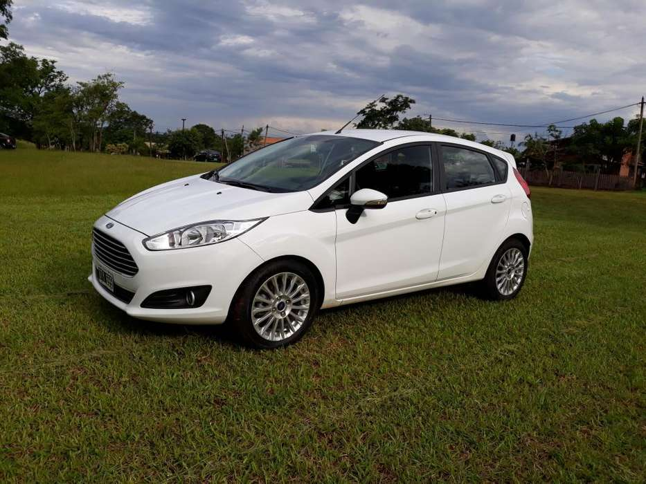 Ford Fiesta Kinetic 2015 - 115000 km