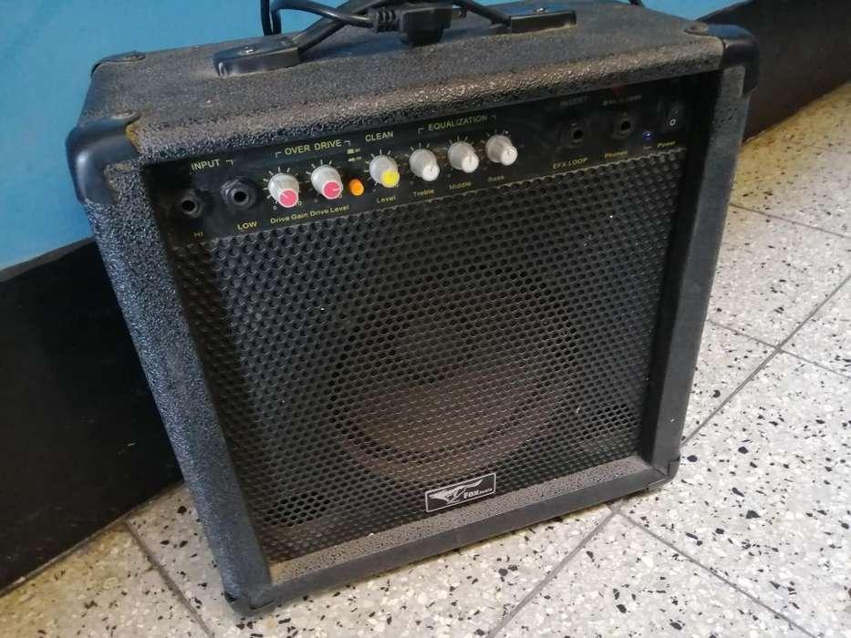 Amplificador Fox