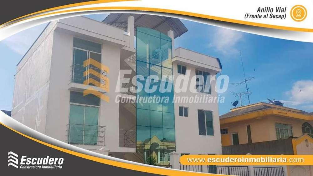 Vendo Casa Rentera Nueva