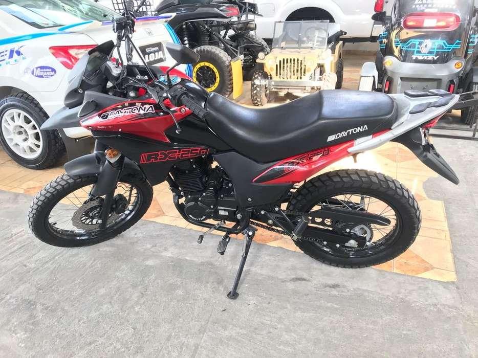 Moto Daytona 250Cc
