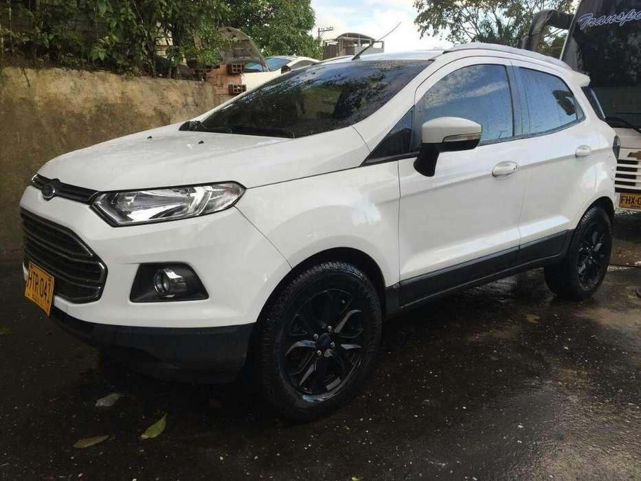 Ford Ecosport 2014 - 50000 km