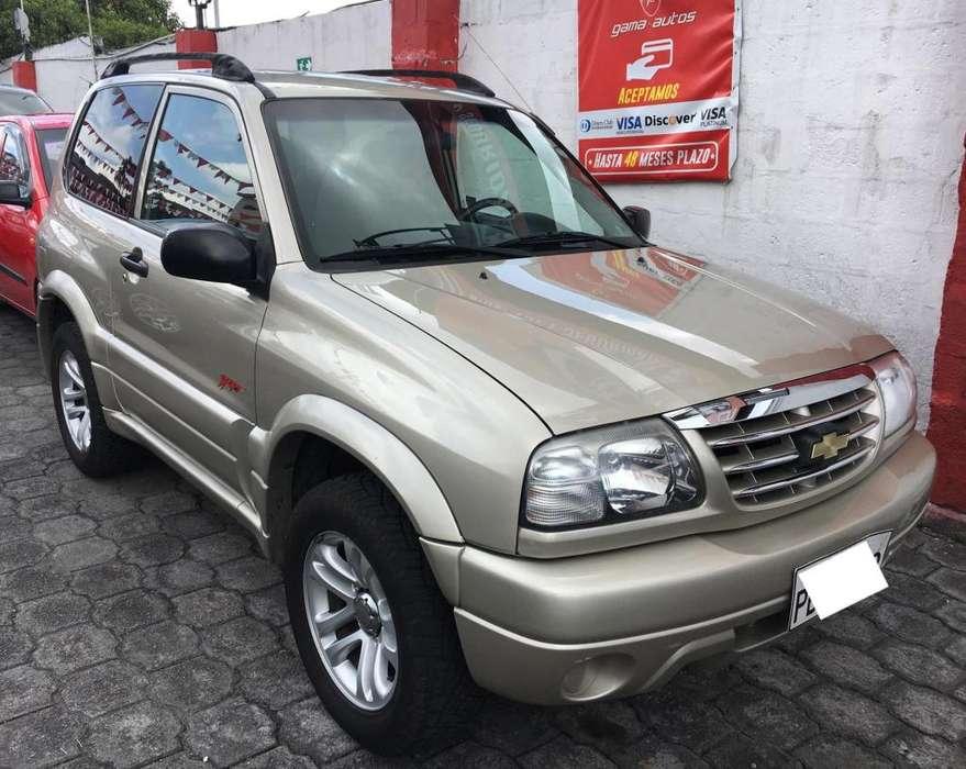 Chevrolet Grand Vitara 2012 - 100000 km