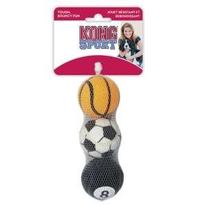 Juguete Perro Pelota Sports Balls Kong X 3 Medium
