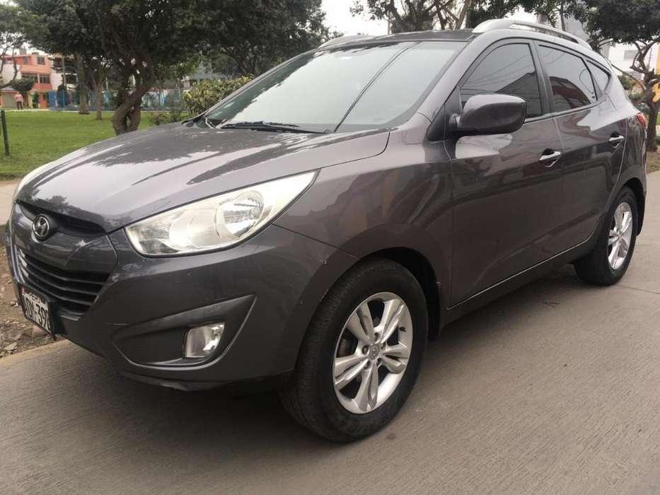 Hyundai Tucson 2011 - 82000 km