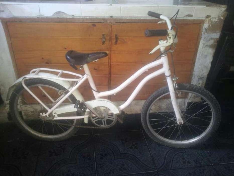 Vendo Bicicleta Buen Estado de Nena Roda