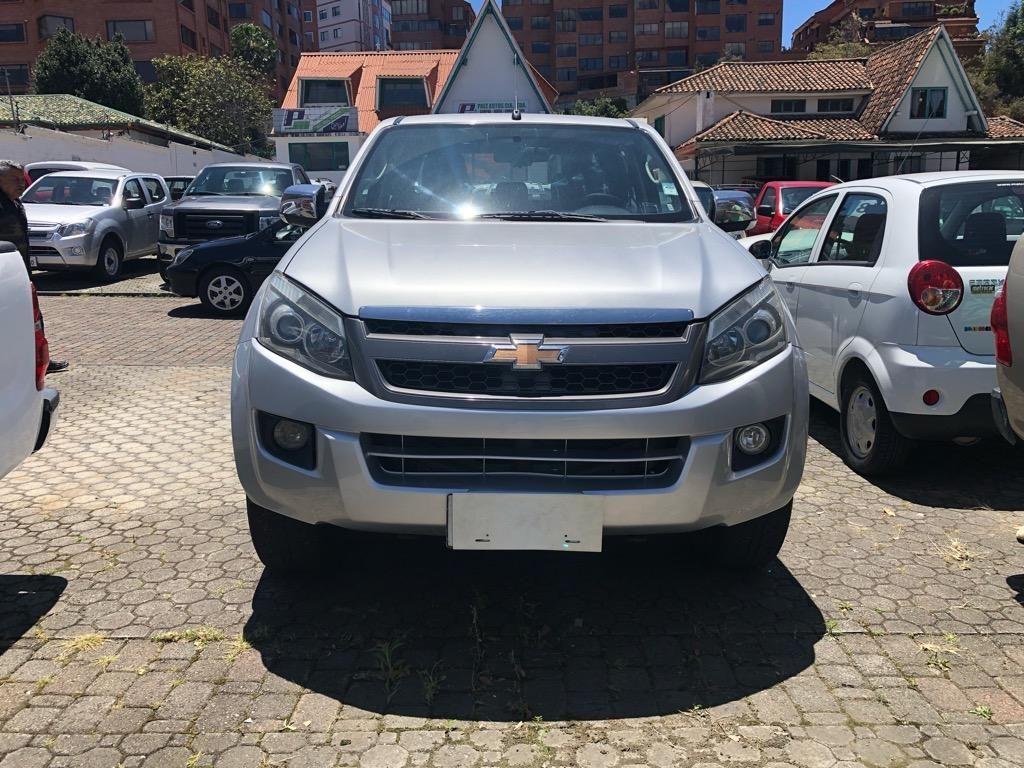 Chevrolet Luv D-Max Dc Full 4X4 2014