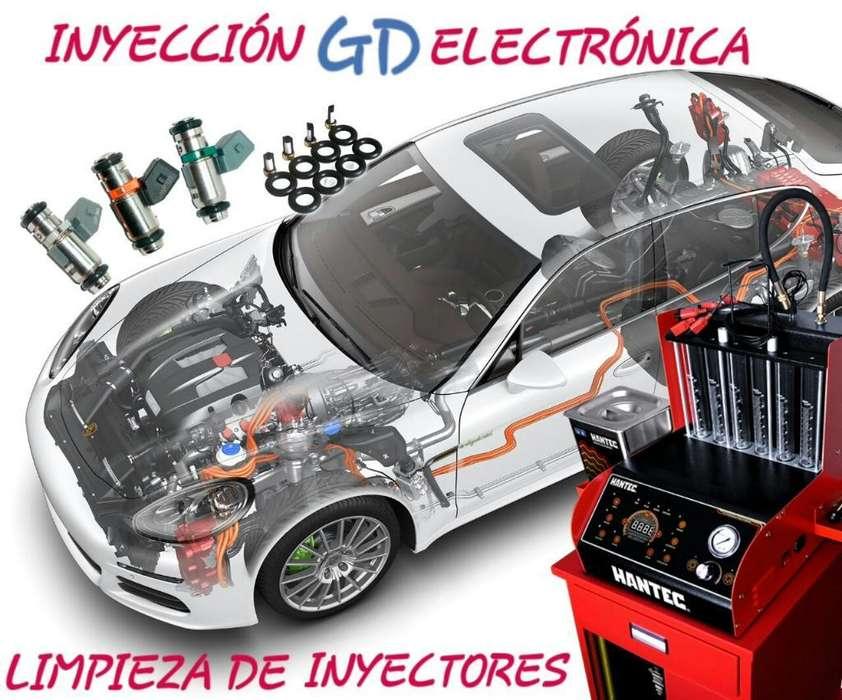 Rep Inyección Electrónica Computarizada