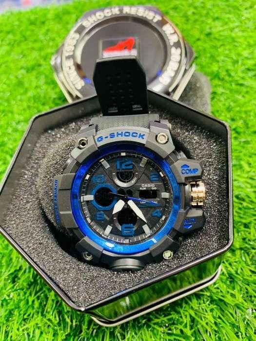 Reloj Casio Shock Varios Colores