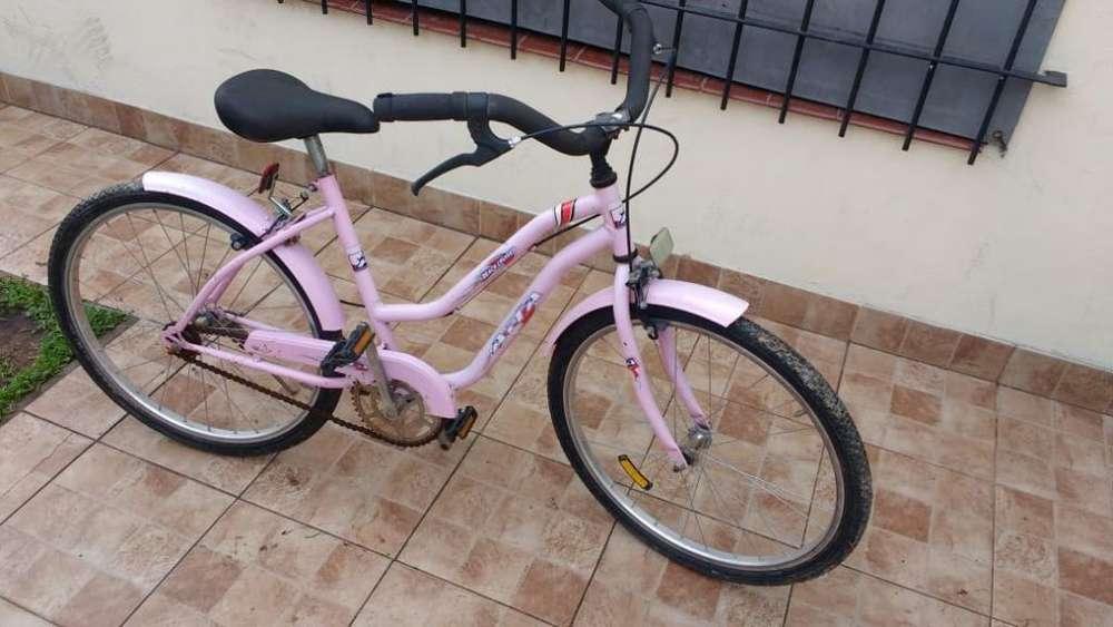 Bicicleta de Niñas