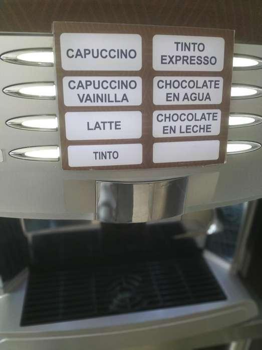 Venta Maquina de Cafe Automática