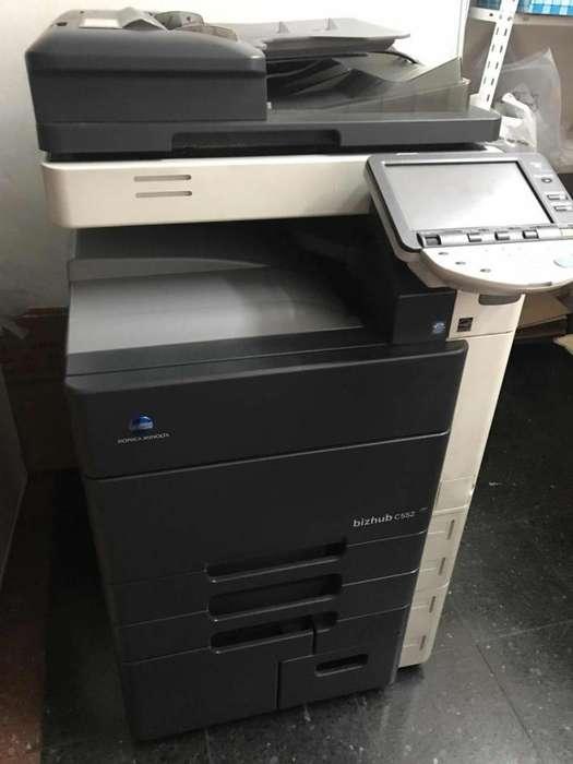 Impresora Konica Minolta C552 Laser. Excelente Estado!