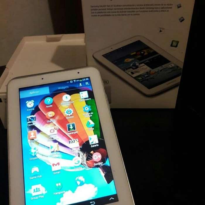 Tablet Samsung Original Impecable