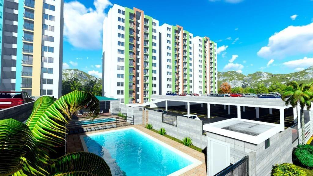 Apartamentos con todos los acabados en excelente ubicación. Luis Parada, asesor. 3209475599.