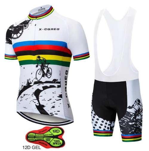 Uniforme de Ciclismo corto -ENVÍO GRATIS
