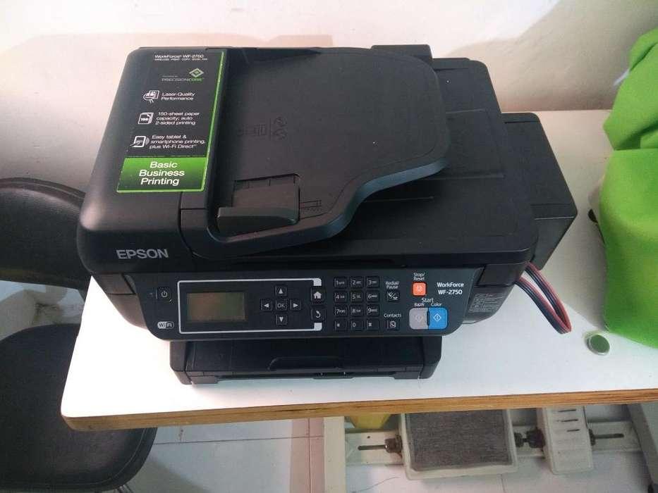 Impresora Epson Wf 2750 Precio Negociabl