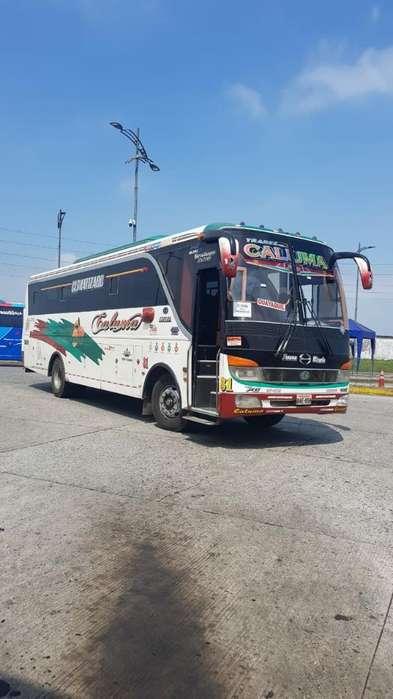 Vendo 2 Buses Hino Fg 2009 cepeda