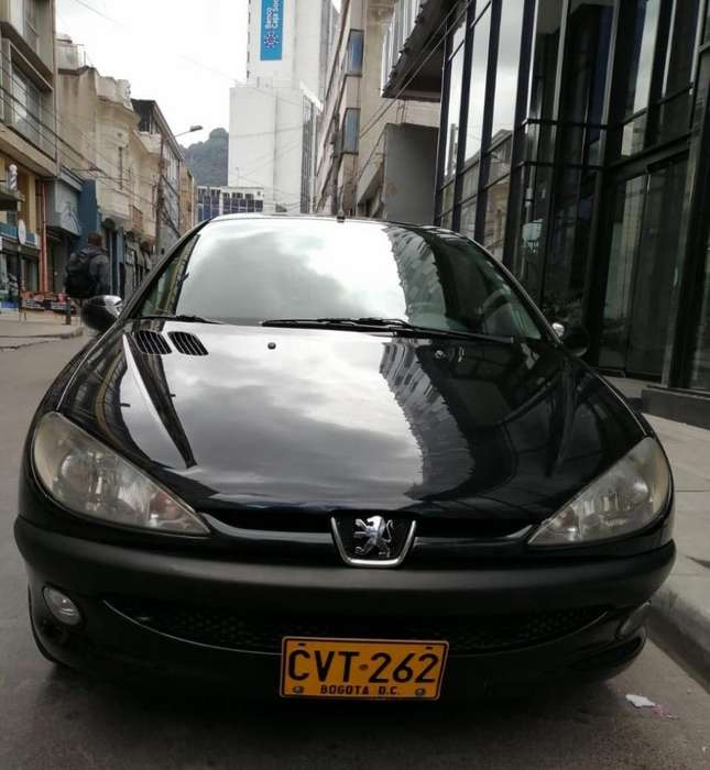 <strong>peugeot</strong> 206 2007 - 122858 km