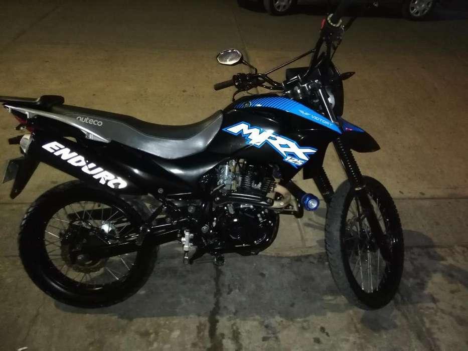Moto Mrx 125