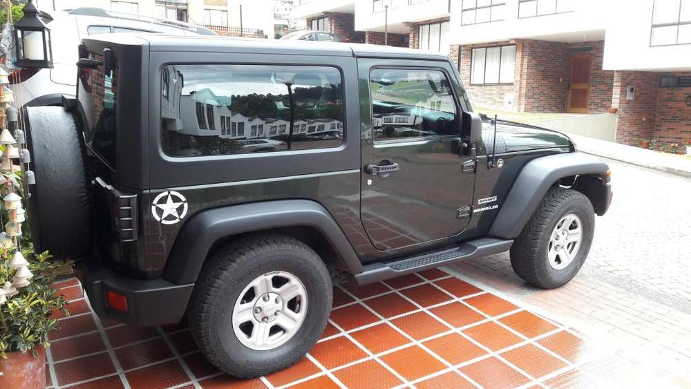 <strong>jeep</strong> Wrangler 2011 - 64000 km