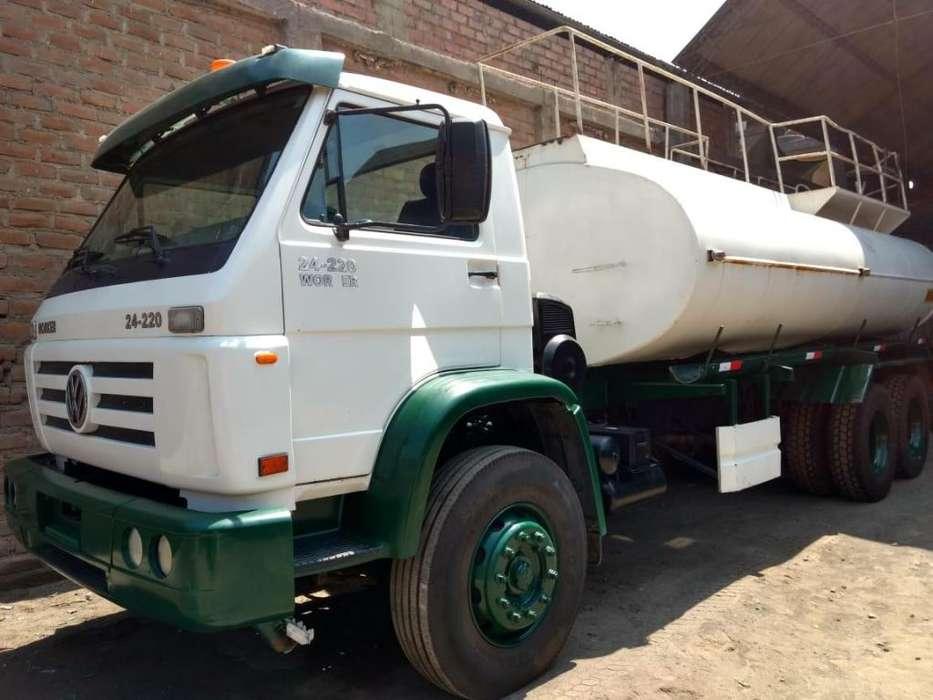 Camión volkswagen