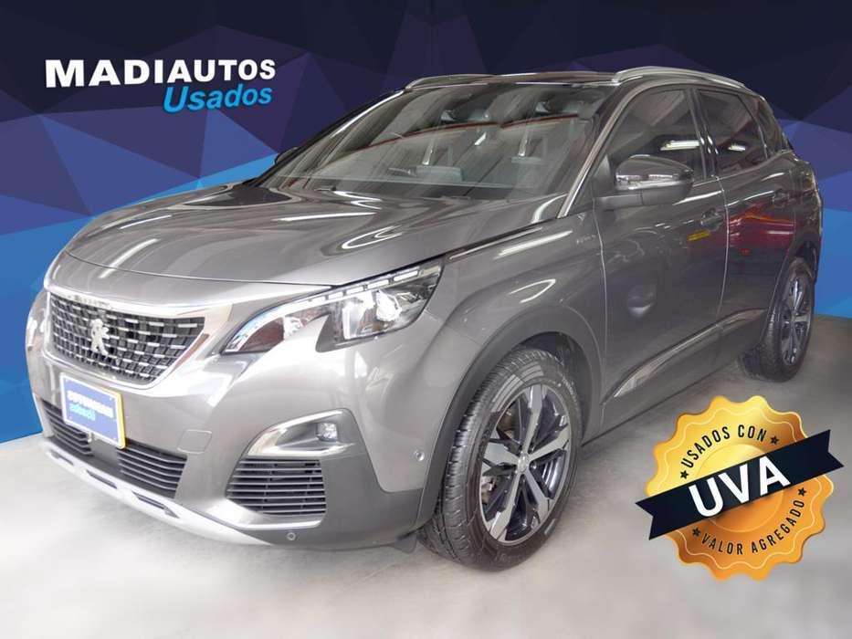 Peugeot 3008 2019 - 1761 km
