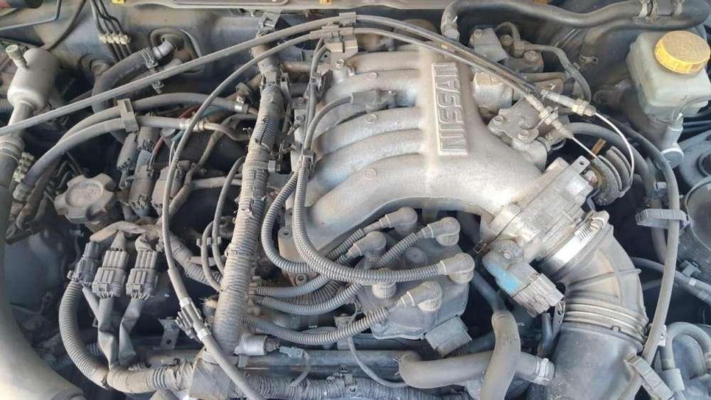 Motor nissan pathfinder v6