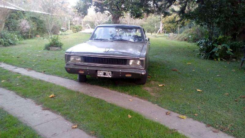 <strong>dodge</strong> Otro 1972 - 80000 km