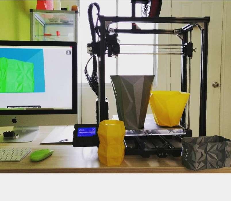 Fabrcantes impresoras 3D