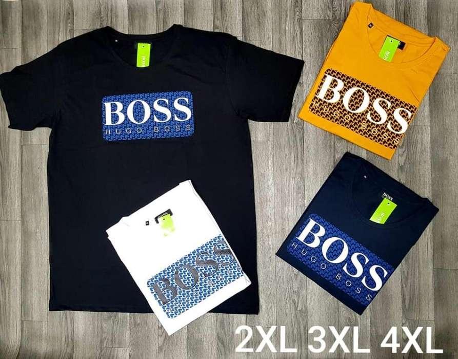 Camisetas Tallas Extras