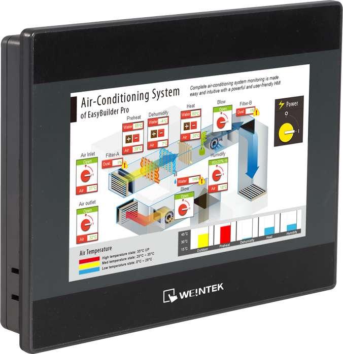 Pantalla Tactil 7 LCD TFT Weintek MT6071iP Nueva
