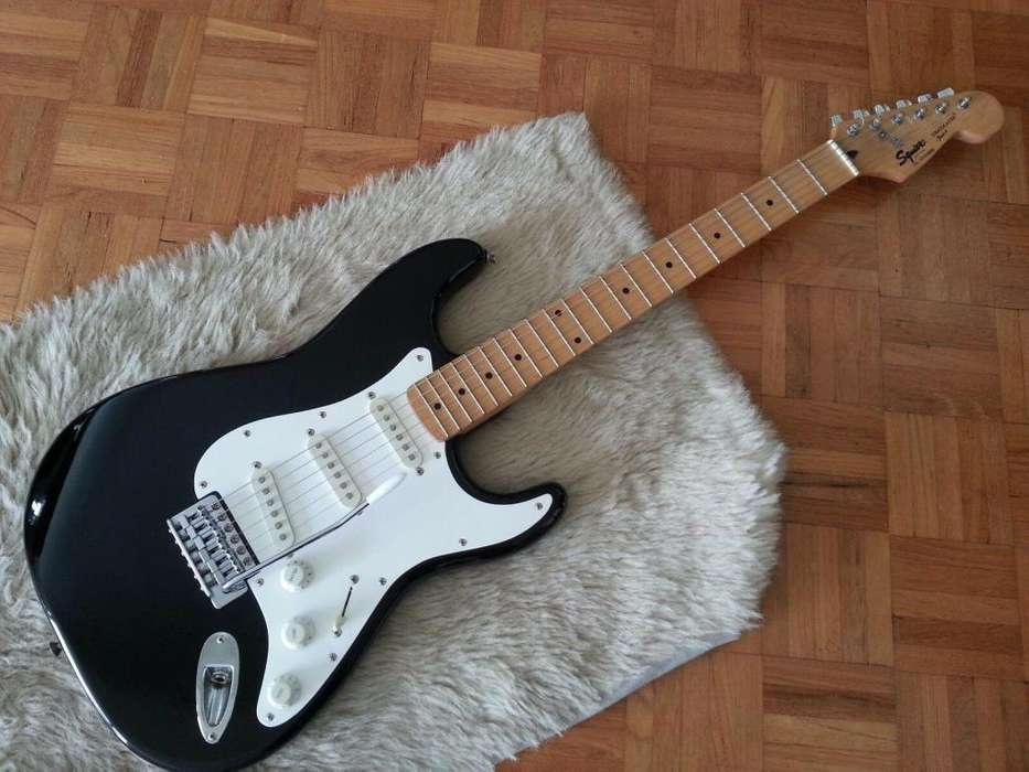 guitarra squier stratocaster korea URGENTE OPORTUNIDAD!