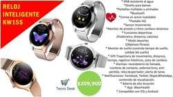 Smartwatch KW15 Reloj Inteligente  Envio Contraentrega