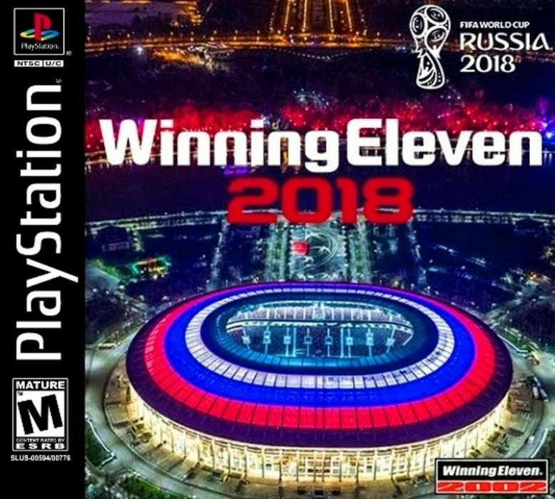 Winning Eleven Rusia 2018