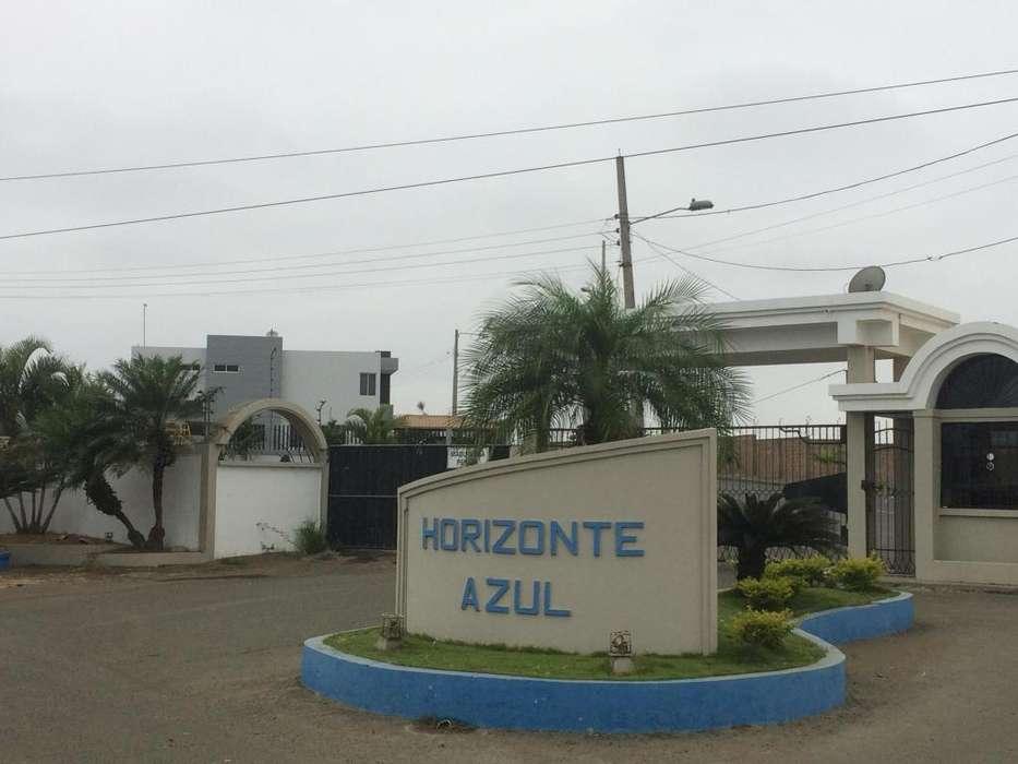 Vendo terreno en la Urb. Horizonte Azul MANTA a 5 min. de la Playa Murcielago