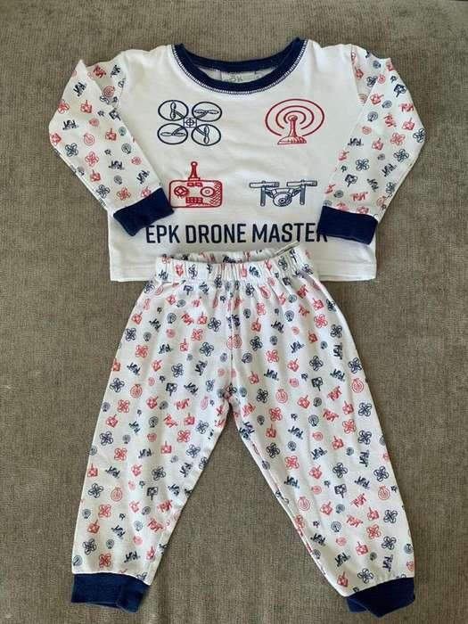 Pijama Niño 23m Epk