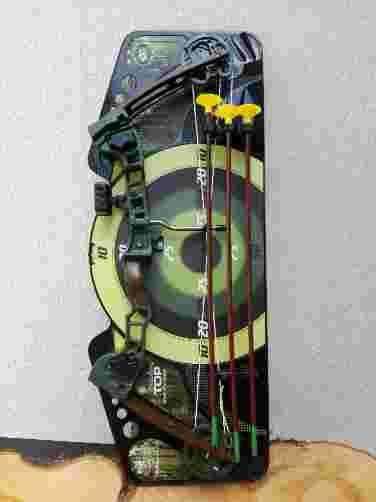 Espectacular set de Arco con flechas!! 100 seguro