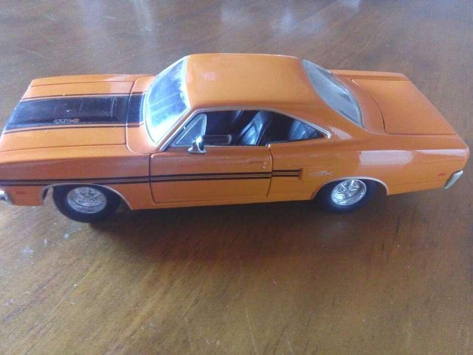 Auto Plymounth Gtx 1970